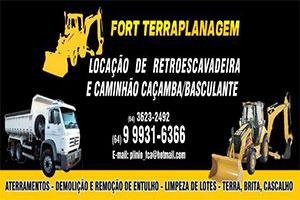 Fort Terraplanagem